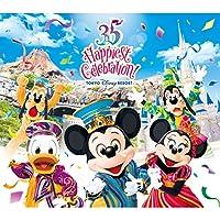 """東京ディズニーリゾート(R) 35周年 """"ハピエストセレブレーション!"""" ミュージック・アルバム <デラックス>"""