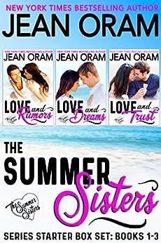 The Summer Sisters: Series Starter Box Set (Books 1-3): Billionaire Sweet Contemporary Romances by [Oram, Jean]
