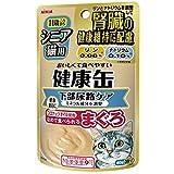 健康缶 シニア猫用 健康缶パウチ 下部尿路ケア 40g×12袋入り