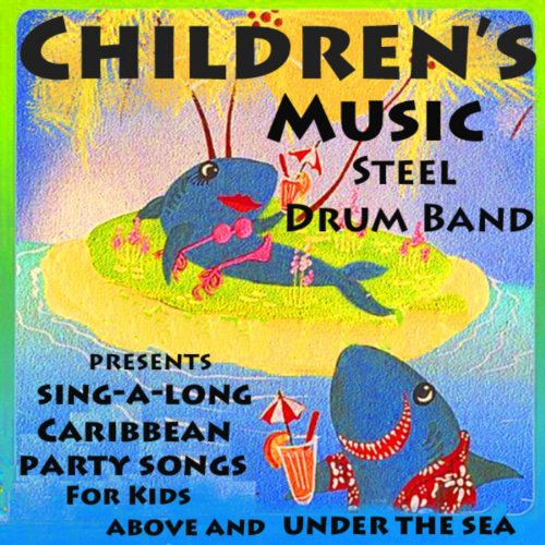 Children's Music Steel Drum Ba...