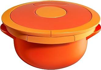 マイヤー 電子レンジ圧力鍋 2
