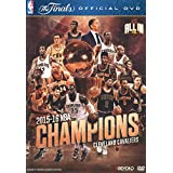 NBA 2016 Champions: Cleveland Cavaliers