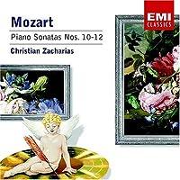 Piano Sonatas Nos 10-12
