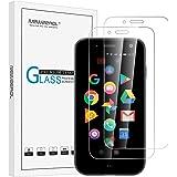 【2枚セット】Newzerol For Palm Phone 専用 強化ガラスフィルム 【3.3インチ用・全面保護・旭硝…