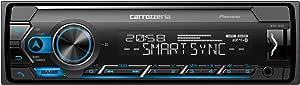 カロッツェリア(パイオニア) カーオーディオ 1DIN USB/Bluetooth MVH-5600