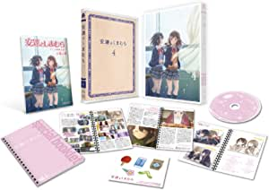 【Amazon.co.jp限定】安達としまむら Blu-ray 4(全巻購入特典:「描き下ろし全巻収納BOX」引換デジタルシリアルコード付)