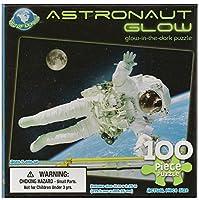 Astronautグロー~グローin theダーク100ピースパズル