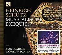 Musicalische Exequien by Schutz (2011-07-12)