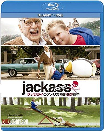 ジャッカス/クソジジイのアメリカ横断チン道中 ブルーレイ+DVDセット(2枚組)の詳細を見る