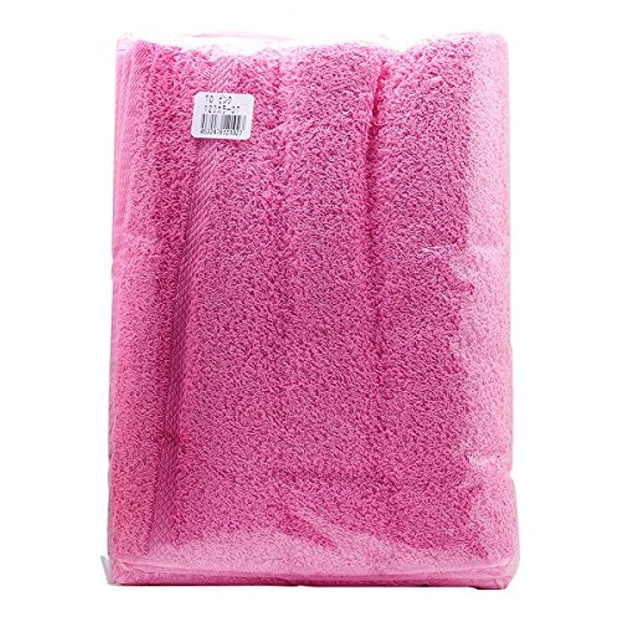 パシフィック大統領光景TO カラーおしぼり 120匁 (12枚入) ピンク