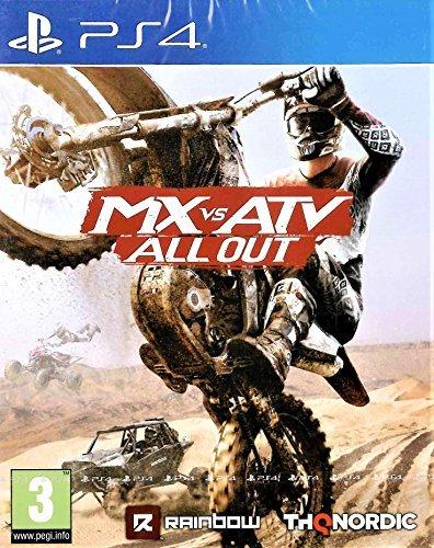 (PS4)MX vs ATV All Out [並行輸入品]