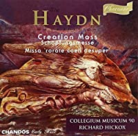 Creation Mass in B Flat by GEORGE FRIDERIC HANDEL (1996-11-19)