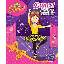 Wiggles Emma Sticker Book