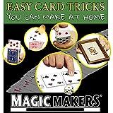 [マジック メーカー]Magic Makers Easy Card Tricks You Can Make At Home, with Marty Grams and Rudy T Hunter 0173 [並行輸入品]