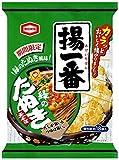 亀田製菓 揚一番緑のたぬき風味 109g×12袋