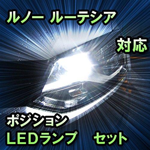 LEDポジション ルノー ルーテシア対応 セット