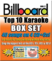 Vol. 2-Billboard Top 40 Karaoke Box Set