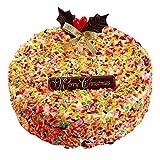 クリスマスケーキ 2017 送料無料 ムースケーキ チョコポップケーキ イチゴとチョコのフロマージュ5号サイズ ギフト プレゼント