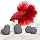 SunGrow Mineral Balls, 0.64 Ounces, Calcium-Rich Tourmaline Balls For Perfect Balance, Aquarium Dcor For Fish Tank, Develops