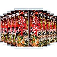 五木 熊本赤辛ラーメン 114g×10個