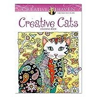 [koneko]心を整える、ぬりえBOOK 心やわらぐ 塗り絵 (Creative Cats)