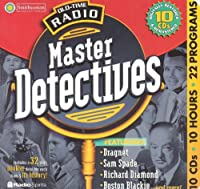 Master Detectives (10-Hour Collections)