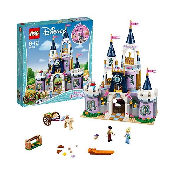 レゴ(LEGO) ディズニー シンデレラのお城...の紹介画像2