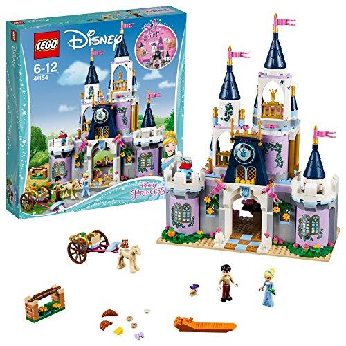 LEGO (LEGO) Disney Cinderella Castle 41154