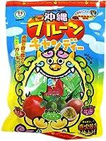 沖縄 フルーツキャンディー 100g×2袋 竹製菓 シークワーサー・マンゴー・パッションフルーツ味のアメのアソート 沖縄土産におすすめのお菓子