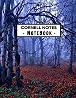 Cornell Notes Notebook: Large Cornell Note Taking System Paper Notebook | College Ruled Lined Journal Note Taking System for School and University: Cornell Notes Notebook - College Ruled Lined Cornell Notebook (Elite Cornell NoteBooks)