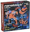 ナノブロックプラス ブルドーザー PBH-019