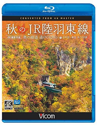 ビコム ブルーレイ展望 4K撮影作品 秋のJR陸羽東線 4K撮影...[Blu-ray/ブルーレイ]