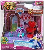 Animal Jam Friendship Cottage Den & Fairy Cutepeach Exclusive