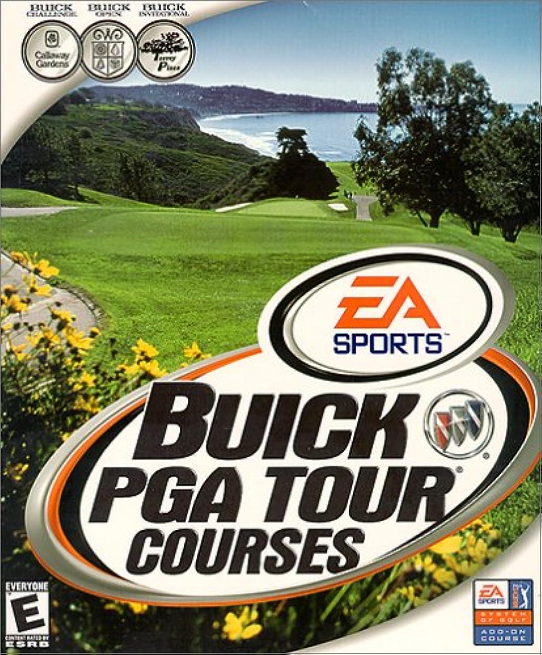 ジョグ聞きます文献Tiger Woods PGA Tour 2000 Add-on: The Buick Courses (輸入版)