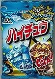 森永製菓 ハイチュウ<ソーダ&コーラ> 32g×10袋