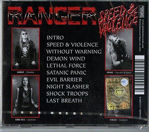 Speed & Violence