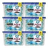 【ケース販売】 アリエール 洗濯洗剤 液体 パワージェルボール 本体 437g (18個入り)×6個