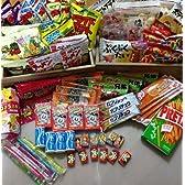 大量!! お菓子・駄菓子詰め合わせセット 【おかし】【だがし】【大量】A