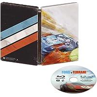 【Amazon.co.jp限定】フォードvsフェラーリ ブルーレイ スチールブック [Blu-ray]