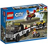 LEGO City ATV Race Team 60148 Playset Toy