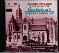 Zomb;Missa Brevis/Kosice Ve