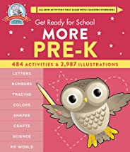 Get Ready for School: More Pre-K