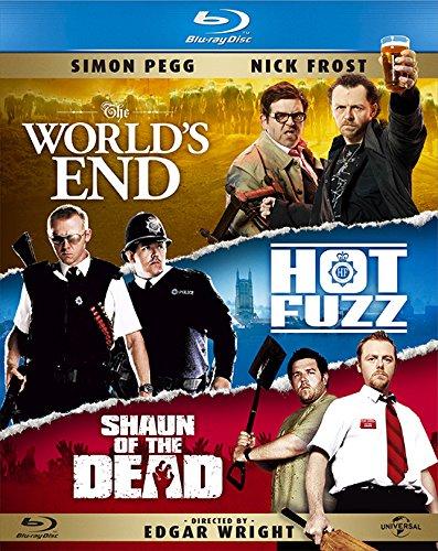 ワールズ・エンド/酔っぱらいが世界を救う!:ブルーレイ・シリーズ・セット [Blu-ray]の詳細を見る