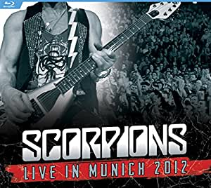 Live in Munich 2012 [Blu-ray]