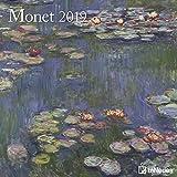 Monet 2019 Broschuerenkalender