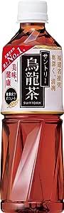 サントリー 烏龍茶 500ml×24本