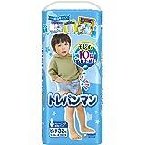 【パンツ ビッグサイズ】トレパンマン男の子 トイレトレーニング用 (12~22kg)32枚