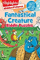 Fantastical Creature Riddle Puzzles (Highlights(TM) Hidden Pictures® Riddle Puzzle Pads)