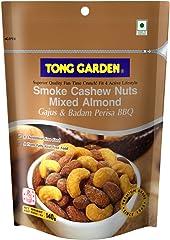 Tong Garden Smoked Cashew Nuts Almonds Mix, 140g