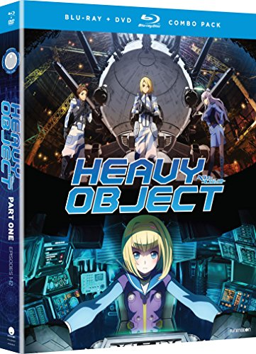 Heavy Object: Season One - Part One [Blu-ray] [Import]